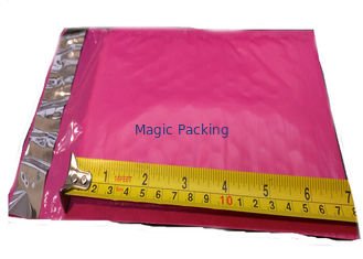 Colored Co-Extruded Self Seal Poly Mailers Tear Resistance For Delivery Package