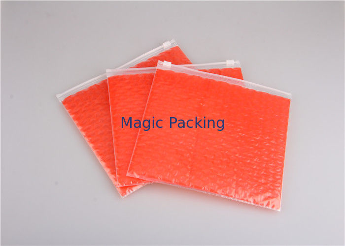 Colored Anti Static Bubble Mailing Bags / Air Bubble Bag Puncture Resistant